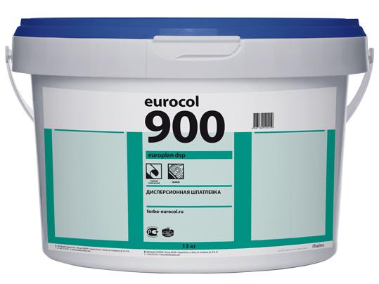Forbo Eurocol Дисперсионная шпатлевка 900 EUROPLAN DSP купить в интернет-магазине